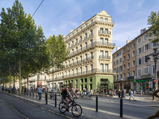 Hôtel Mercure Canebière